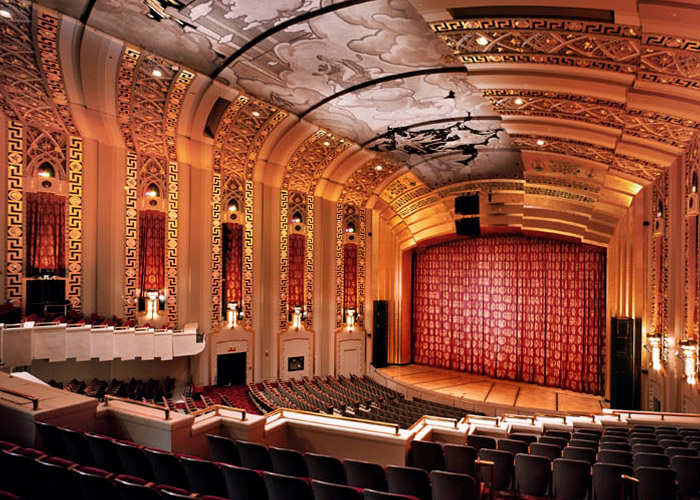 bushnell theater